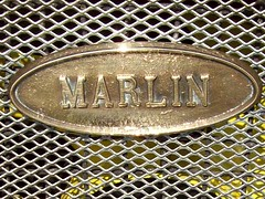 193 Marlin Badge (robertknight16) Tags: british badges marlin