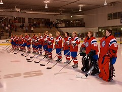 """Norway Women National: Canada • <a style=""""font-size:0.8em;"""" href=""""http://www.flickr.com/photos/78231841@N06/7003807437/"""" target=""""_blank"""">View on Flickr</a>"""