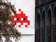 street art & graffiti Brussels - Space Invader (_Kriebel_) Tags: street brussels urban art graffiti belgium belgique mosaic space spaceinvader spaceinvaders belgië bruxelles tiles invader brussel invasion invaders urbain kriebel uploadedviaflickrqcom