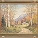 194. T. Bailey Conneticut Landscape Oil Painting