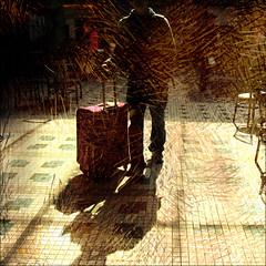 Solo journey (Nick Kenrick..) Tags: asquaresuperstarstemple
