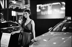 car show (je245) Tags: kodak philippines diafine leicam6 tx400 voigtlandernokton50mmf15 manilainternationalautoshow2012