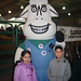Clo the Cow of Clover Stornetta Farms was special guest at Ag Days