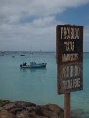 Proibido (Cal Quinze) Tags: santa verde cabo maria isla ilha sal illa mygearandme