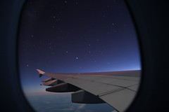 Night On A Plane (daniela beckmann) Tags: