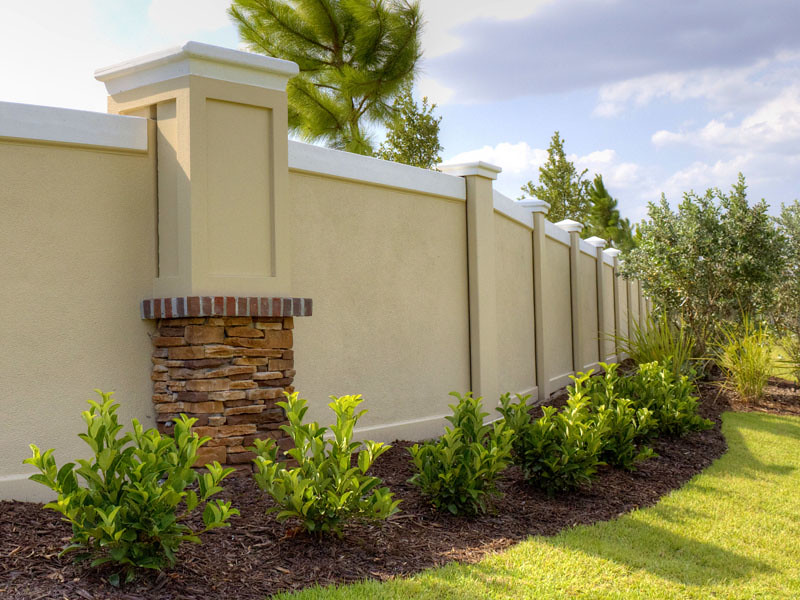 The world 39 s most recently posted photos of fence and precast flickr hive mind - Precast concrete fences ...