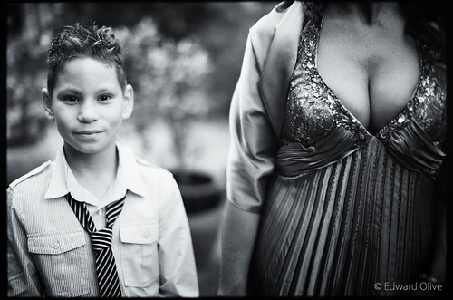 Boy in wedding - 2009 - Edward Olive fotografo bodas,