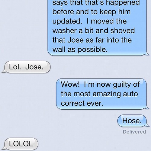 Most #amazing #autocorrect #fail ever. # by cnraether, on Flickr