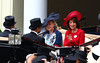 Carole Middleton Royal Ascot at Ascot Racecourse - Ladies Day, Day 3 Berkshire, England