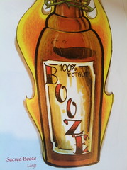 sacred booze (romana klee) Tags: art tattoo book rotgut large boring sacred booze jacksonville barnesandnoble
