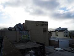 TWIST, JOSH, PVC 99 (24Karat.) Tags: sf sanfrancisco rooftop graffiti twist bayarea bombing feral sestor fleks