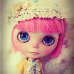Bubblegum #blythe #simplyguava #pink #bubblegum #lolita