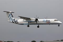 G-ECOP | DHC-8-Q402 | Flybe (cv880m) Tags: guernsey gci turboprop dhc dash8 dehavilland flybe guernseyairport dhc8400 gecop
