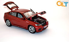 BMW X6 M Power Bburago (Instagram: @GLTSA) Tags: power m bmw  x6 bburago       gltsacom