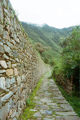 Choquequirao, Terasses, Day 3