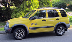 Chevrolet ZR-2 Tracker (D70) Tags: canada eye chevrolet vancouver bc north catching suv tracker zr2