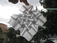 Origami Bogota 2012 (georigami) Tags: paper origami papel papiroflexia