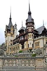 Romania-1649 - Peles Castle