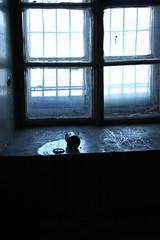 Paterei Prison (lucywhite1) Tags: window silhouette estonia prison tallin paterei