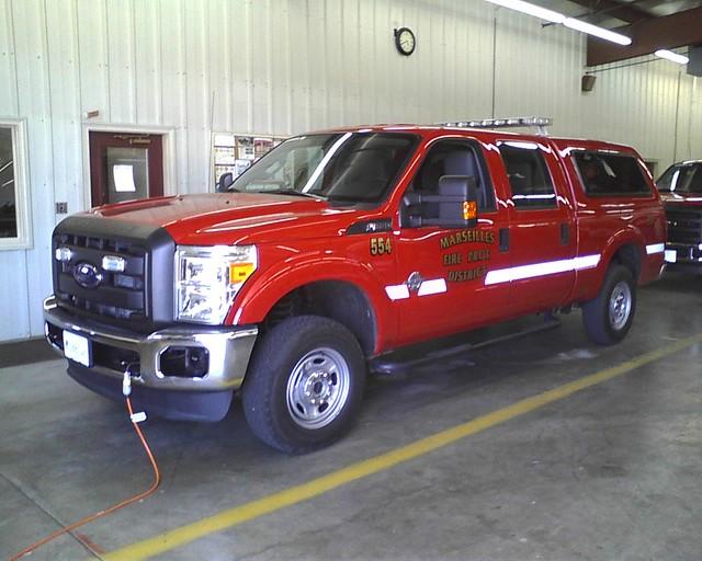 ford firetruck firedepartment f250 powerstroke marseillesil