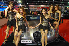 Wiesmann Roadster MF4-S | Motor Expo (krashkraft) Tags: coyote beautiful beauty thailand pretty bangkok gorgeous autoshow dancer allrightsreserved racequeen gridgirl boothbabe 2011 motorexpo  krashkraft