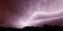 Thunderstorm (ComputerHotline) Tags: longexposure sky cloud france weather night clouds nightscape ciel nuage nuages nuit franchecomté fra météo météorologie lightnings longuepose éclairs paysagenocturne petitcroix