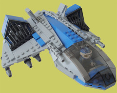 Tadpole Bomber - Title1 (.Jake) Tags: lego space spaceship starfighter