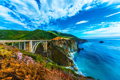 nikon day cloudy pch highway1 hdr highdynamicrange d800... (Photo: cloud.shepherd on Flickr)