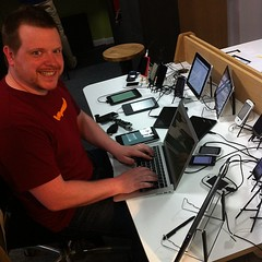 Watching @rem go mad with device power