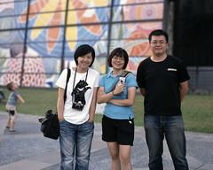 45! (yuchenchang) Tags: film graphic 4x5 crown f56 graflex schneiderkreuznach rdpiii 210mm symmar