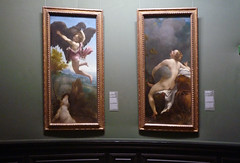 Correggio Pair at the KHM