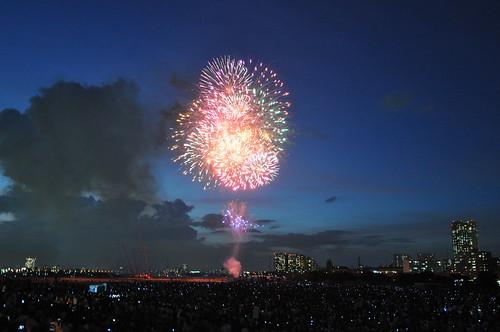 江戸川区花火大会2012 _005
