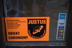 Justus security