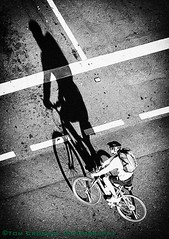 The cyclist. 2012 (PROSECMAN) Tags: shadow cyclist shadows bikerider thecyclist tomcrossanphotography