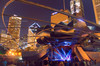 My Morning Jacket (riggsy23) Tags: park city morning music chicago skyline architecture skyscraper canon illinois concert downtown jay live millennium jacket pavilion venue pritzker
