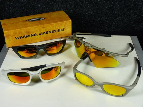 b23ebfb621f Oakley Magnesium Collection - MAG Four S   MAG Switch   MAG M Frame Heater