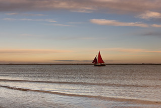 Brancaster Sunrise Sails