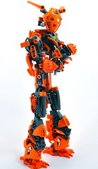 Toa Phosphorus (Toa Phosphorus) Tags: fish lego ninja tuna pho bionicle toa phosphorus koer brickcon kulstof