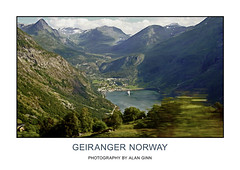 Geiranger NOrway (zenman3) Tags: mountains norway canon scenery 2006 motionblur cruiseship fjords geiranger canondigitalrebelxt scandinavianvacation