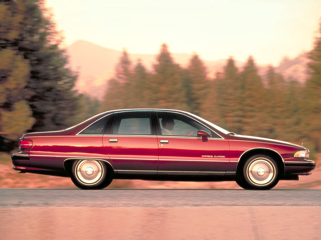 classic chevrolet 1991 caprice