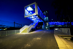 Transferium Barneveld (CZ Photography) Tags: en dutch design nikon d2x nederland netherland casper portfolio wolfs casas gijs oriol gelderland cance barneveld zoethout arhcitectuur projectarchitecten