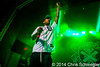 Kid Ink @ My Own Lane Tour, Saint Andrews Hall, Detroit, MI - 04-25-14
