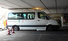 Stuck. (Ivo Sikkema) Tags: auto bus amsterdam tunnel noord vast klem