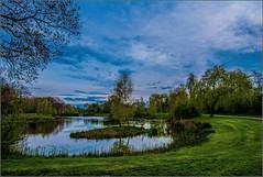 lente .... by tjep (tjep hahury) Tags: water clouds natuur wolken lente vijver naturephotography wierden natuurfotografie tjep tjeppixx tjephahury stouwevijver stouwevijverwierden destouwewierden
