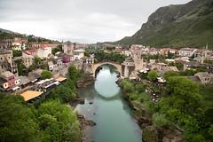 Mostar (Said Nuri Tetik) Tags: mostar brigde bosna koprusu bosnahersek
