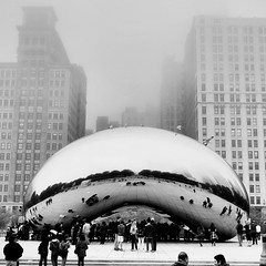 #thebean #cloudgate (sidtysmith) Tags: cloudgate thebean
