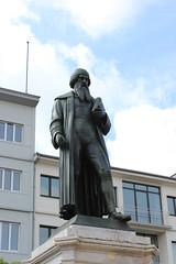 Gutemberg Statue (pegase1972) Tags: statue germany europe mainz allemagne gutemberg mayence