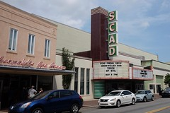 SCAD & Leopold's (donwest48) Tags: savannah scad leopolds