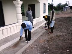 Waqare amal at Tabita before Commissioning of mosque_Regional President involved (3) (Ahmadiyya Muslim Youth Ghana) Tags: new amal eastern region mosques youths ahmadi commissioned mka majlis ahmadiyya mkaer khuddamul waqare