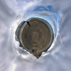 Planet Queen (OR_U) Tags: panorama iceland photographer 360 squareformat oru lunaryuna trex westfjords polarcoordinates hss 2016 littleplanet savk sliderssunday planetqueen
